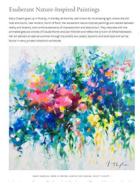 Link to my page on Manhattan art International