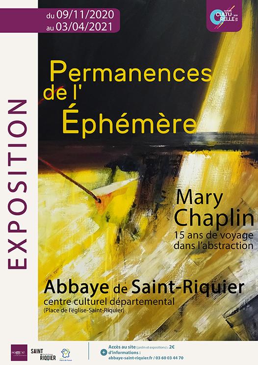 retropective abstraction musée de St Riquier